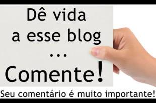 Como fazer as pessoas comentarem no seu blog