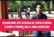 Ranking do Google: descubra como começar a melhorar!