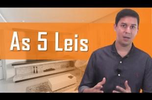 As 5 Leis da abundância | André Lima | EFT