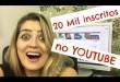 Vídeo em comemoração aos 20 Mil Inscritos do Canal! – Karyne Otto