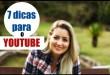 7 Dicas para o Seu Canal do Youtube Crescer Muito! Karyne Otto