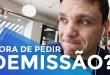 COMO SABER A HORA DE PEDIR DEMISSAO? | ERICO ROCHA | PARTE 117 DE 365.