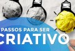 COMO SER CRIATIVO EM 2 PASSOS | ERICO ROCHA | PARTE 109 DE 365