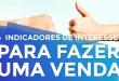 4 PRINCIPAIS INDICADORES DE INTERESSE PARA FAZER UMA VENDA ONLINE | ERICO ROCHA | PARTE 134 DE 365