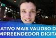 O ATIVO MAIS VALIOSO DO EMPREENDEDOR DIGITAL | ERICO ROCHA | PARTE 141 DE 365