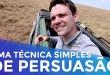 UMA TÉCNICA INACREDITAVELMENTE SIMPLES DE PERSUASÃO | EMPREENDEDORISMO | PARTE 146 DE 365