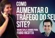 Como AUMENTAR o TRÁFEGO do seu SITE? – Bruno Ávila Ao Vivo