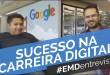 5 Dicas para Obter Sucesso na Carreira Digital com Alysson Pontes | #EMDentrevista