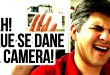 Ah! Que se DANE a CÂMERA! ::brunoavila AO VIVO