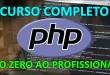 PHP Curso de Programação PHP do Zero ao Profissional