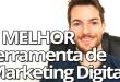 A Melhor Ferramenta de Marketing Digital Disparado!