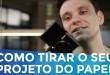 UM FATOR PARA TIRAR SEU PROJETO DO PAPEL | MARKETING DIGITAL | PARTE 229 DE 365