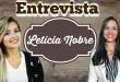 Karyne Otto Entrevista Letícia Nobre, Ela tem mais de 250 mil curtidas no Facebook!