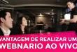 A GRANDE VANTAGEM DE REALIZAR UM WEBNÁRIO AO VIVO |  MARKETING DIGITAL | PARTE 309 DE 365
