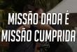 MISSÃO DADA É MISSÃO CUMPRIDA | MENTALIDADE MASTER | PEDRO QUINTANILHA