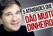 5 Atividades FÁCEIS e RÁPIDAS para ser MILIONÁRIO!