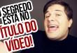 Como fazer TÍTULOS IRRESISTÍVEIS para Vídeos no Youtube!