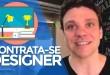 Contrata-se Designer | Erico Rocha