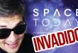 Invasão alienígena no CANAL SPACE TODAY! – INVASÃO YOUTUBER!