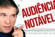 Como é a Audiência de uma Live Notável?