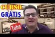 Curso Grátis de Youtube – Aprenda a Ser um Youtuber de Sucesso – Curso Grátis