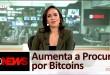 Bitcoin Aumenta Procura – Reportagem da Globo News Sobre Bitcoins 2017