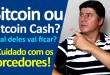 Bitcoin ou Bitcoin Cash? Cuidado com os Torcedores