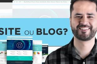 Como Compartilhar Conteúdo: Blog ou Site?