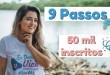 Meus 9 Passos para Chegar a 50 mil inscritos no Youtube