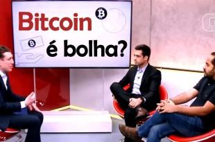 Bitcoin é Bolha? Debate no G1 Globo com Samy Dana