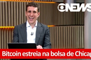 Bitcoin estreia na bolsa de Chicago e provoca euforia Globo News Conta Corrente