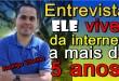 Entrevista – Rodrigo Vitorino,  Ele vive da Internet a 5 anos! Dicas e Sacadas
