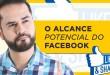O Alcance Potencial do Facebook