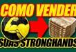 Como Vender Suas Criptomoedas StrongHands Passo a Passo