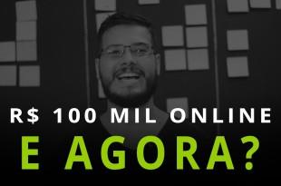 O PROBLEMA DEPOIS DOS PRIMEIROS R$ 100 MIL ONLINE | EMRPEENDEDORISMO