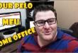 Tour pelo Meu Home Office e Minha Nova Aquisição! – Wesley Pereira