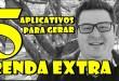 5 aplicativos para GANHAR DINHEIRO pelo Celular   Renda Extra – Wesley Pereira