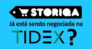 Criptomoeda Storiqa STQ já Está Sendo Negociada na Corretora Tidex?