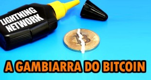 Lightning Network – A Gambiarra do Bitcoin