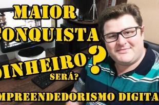 Minha Maior Conquista após o Marketing Digital – Wesley Pereira