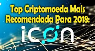 Top Melhor Criptomoeda Altcoin Para 2018: ICON ICX